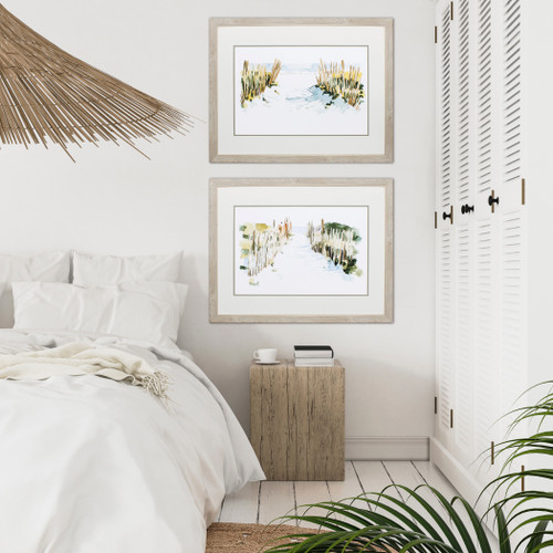 Beach Dune Impressions - Set of Two room view