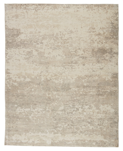 Taupe Retreat Area Rug by Barclay Butera main image