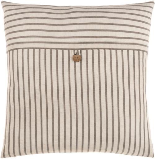 Penzance Resort Striped Pillow