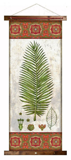 West Indies II Canvas Tapestry Wall Art