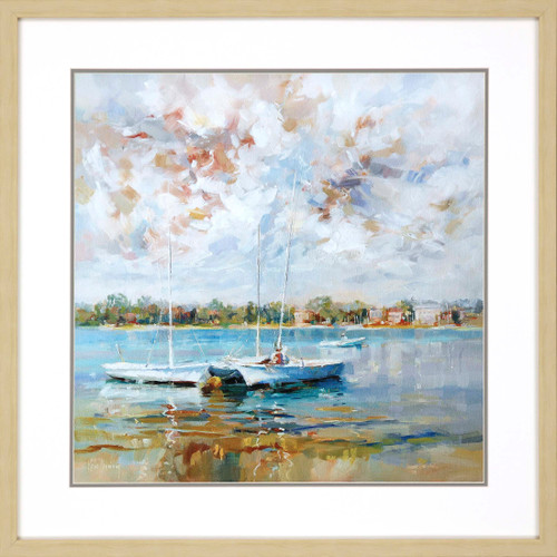 At Water's Edge Giclee
