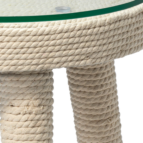 Anchor Side Table close up