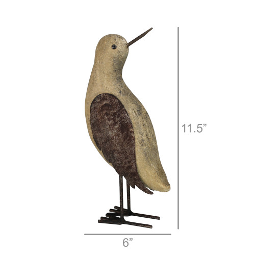 Pescadero Bird II Decor