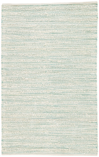 Canterbury Natural Seaglass Stripe Woven Area Rug
