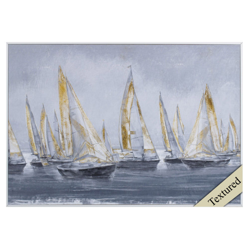 Sailing Horizons Wall Art