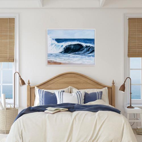 Crashing Waves II Wall Art Lifestyle