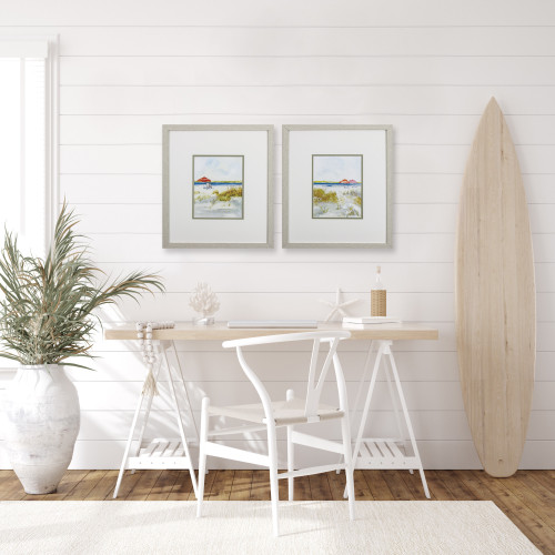 Summer Beach Prints - Set of Two room view