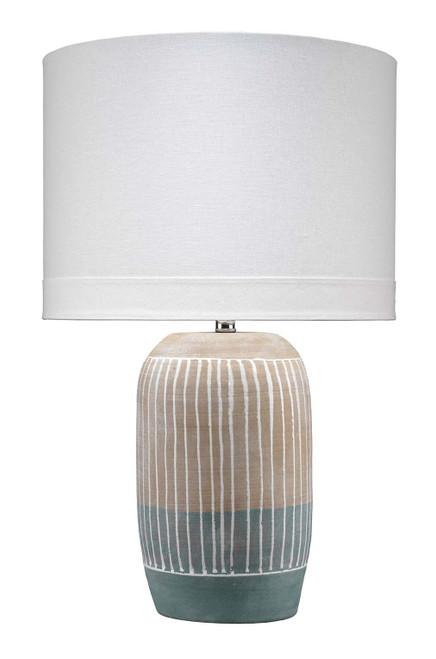 Desert Beach Ceramic Table Lamp