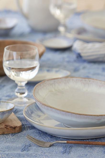 Brisa Salt and Sea Round Serving Bowl lifestyle