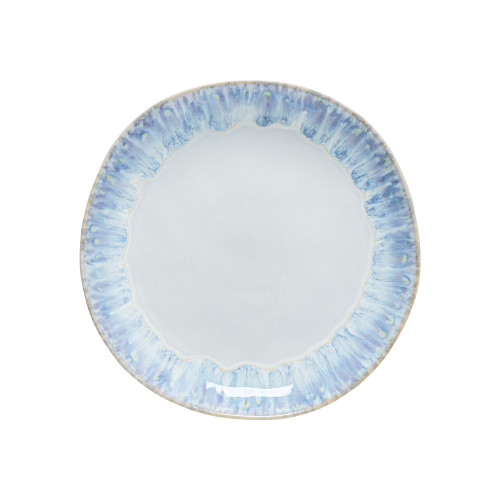 Brisa Ria Blue 11 Inch Dinner Plates
