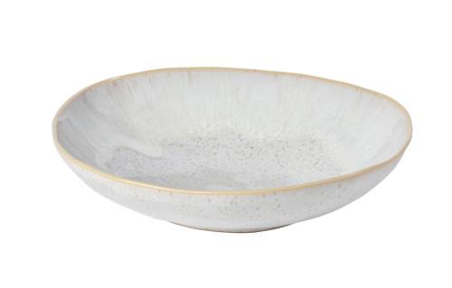 Eivissa Sand Beige 9 inch Pasta Bowls