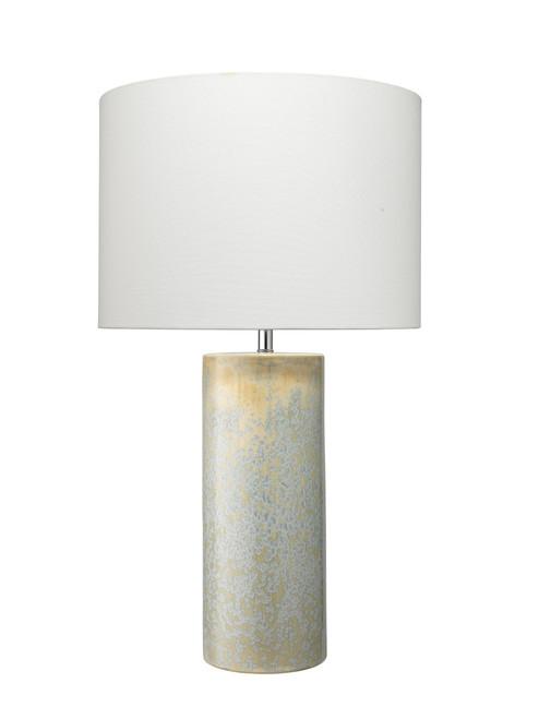 Seafoam Glaze Table Lamp