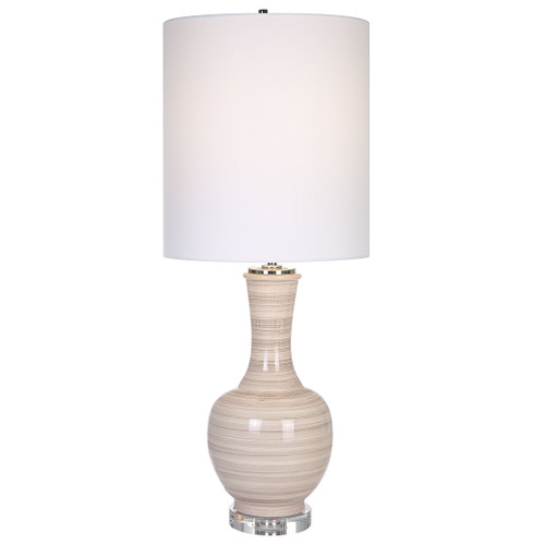 Dune Striped Table Lamp