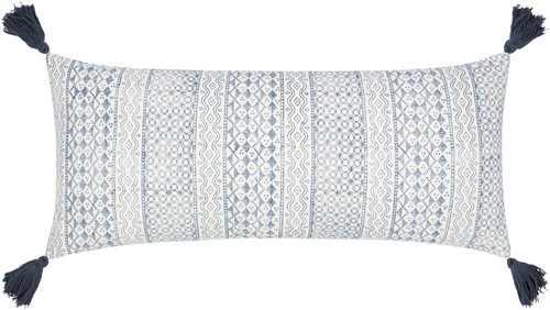 Catalina Bay Pillow with Tassels
