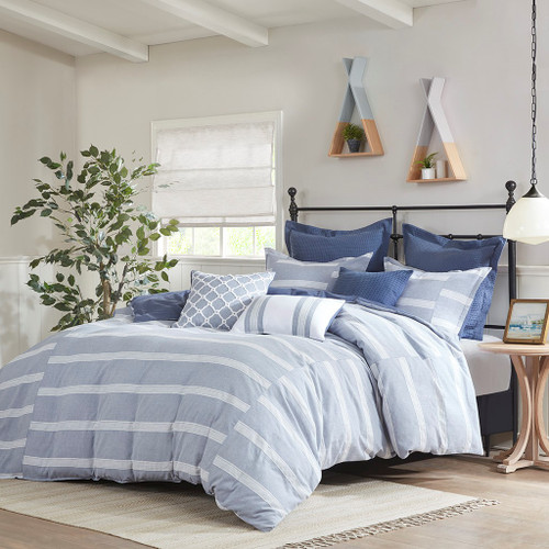 Orcas Isle 9-Piece King Comforter Set