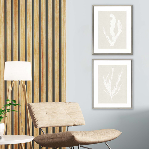 Seaweed Impressions - Set of Two room view