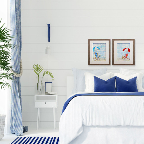 Relaxing Day at the Beach Images Bedroom image idea, Adirondack Chairs, beach chairs, beach scene