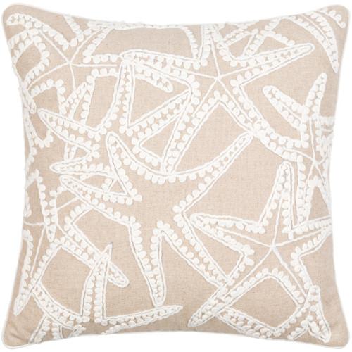 Maricopa Linen Starfish Pillow