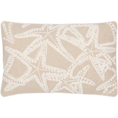 Maricopa Linen Starfish Oblong Pillow