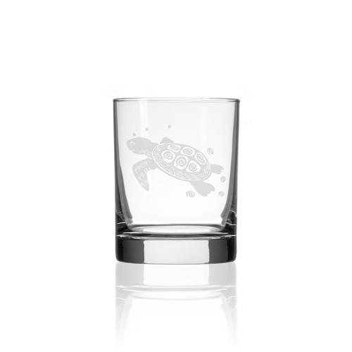 Sea Turtle DOF Glass