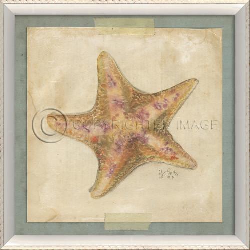 Starfish No. 4 Beach Art