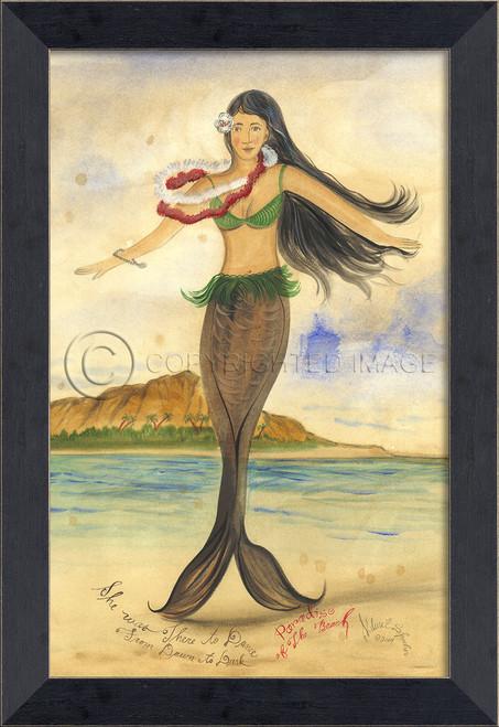 Paradise of the Beach Mermaid