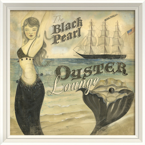 The Black Pearl Oyster Lounge