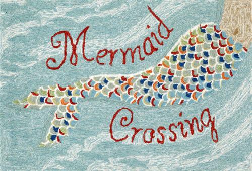 Mermaid Crossing Area Rug