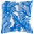 Royal Blue Sea Life Pillow