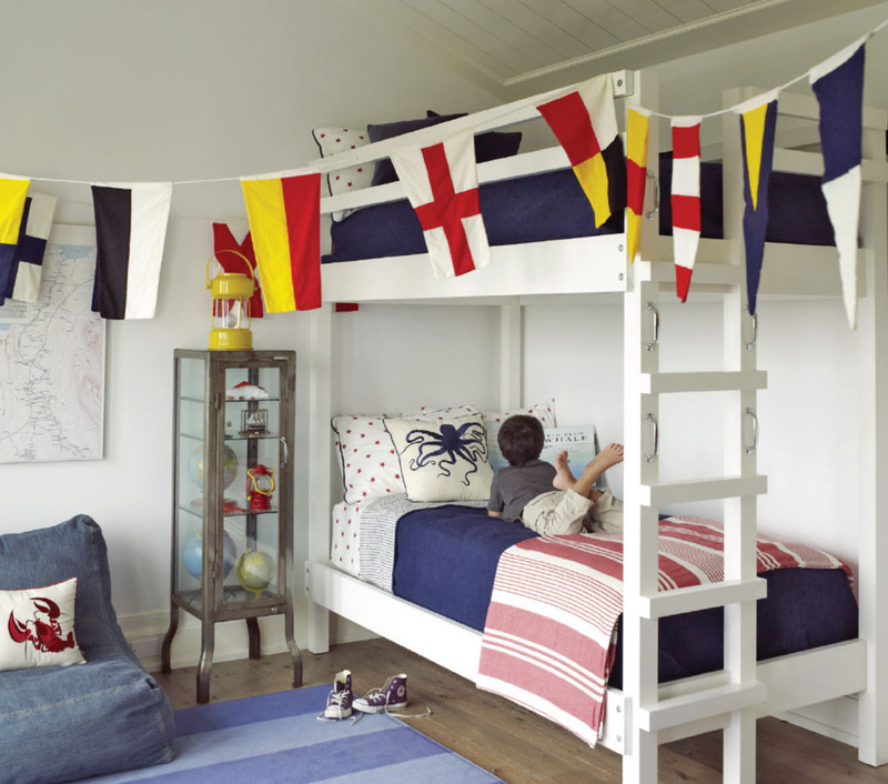 Adventurer Kids' Bedroom Idea!