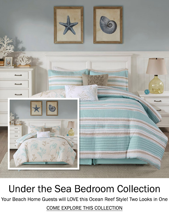 Under the Sea Bedroom Collection