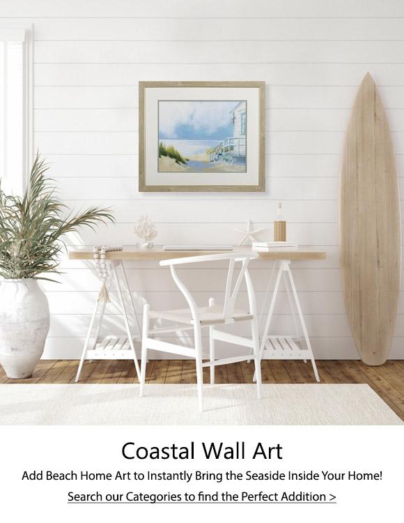 Beach Home Art