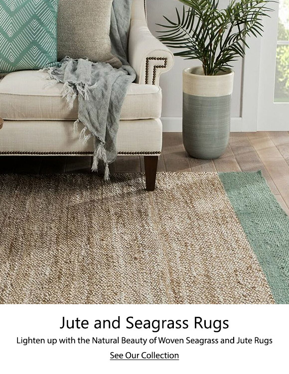 Natural Jute and Seagrass Rugs
