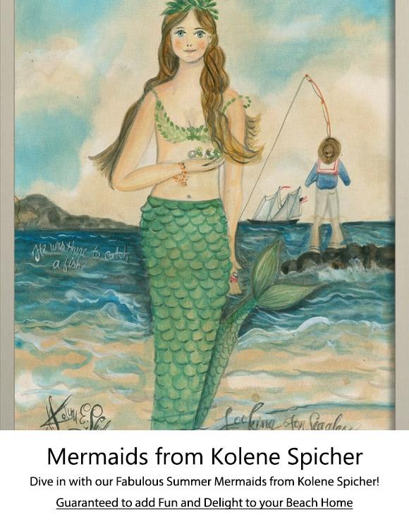 Summer Mermaids from Kolene Spicher