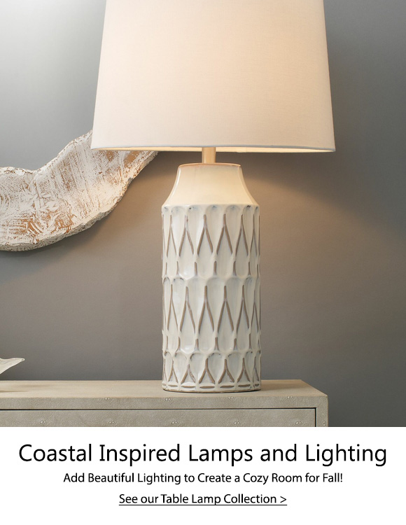 Gorgeous Lamps and Lighting