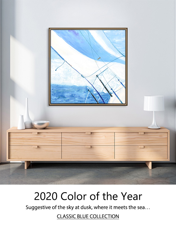 2020 Color of the Year – Classic Blu