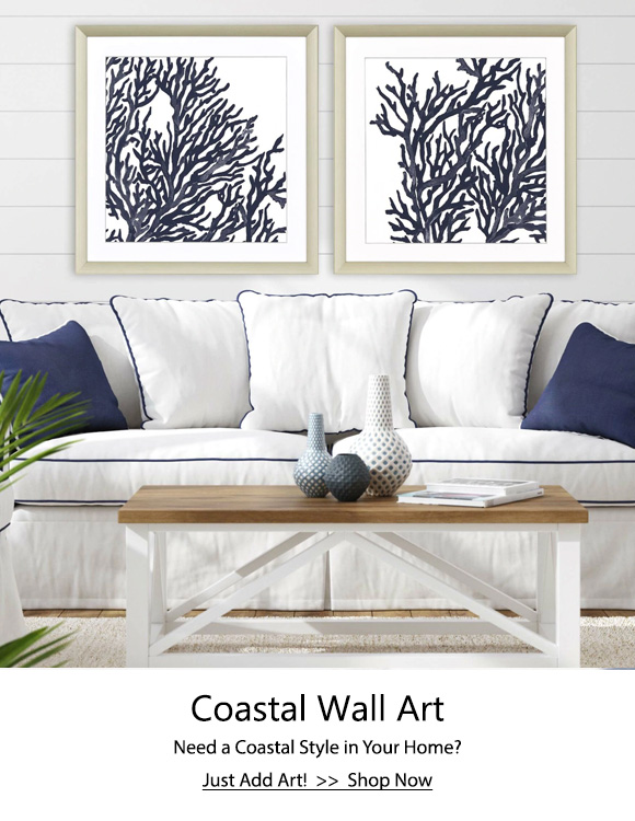 Coastal Wall Art