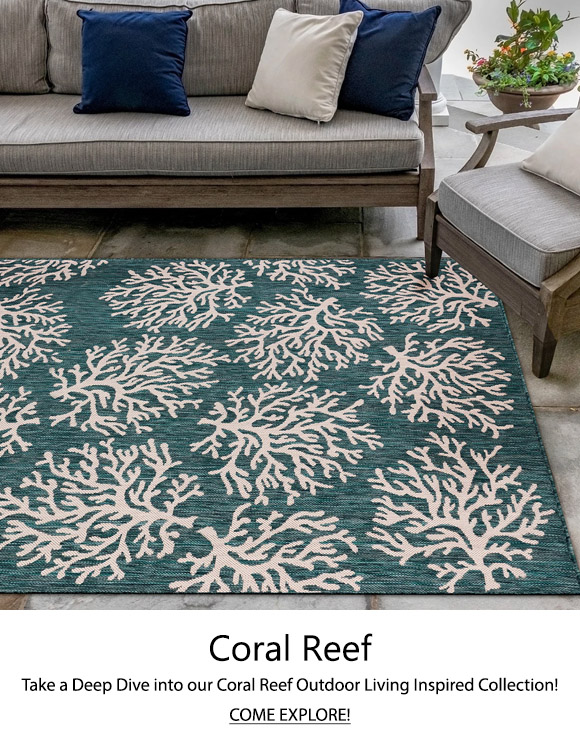 Coral Reef Outdoor Living Inspired Collection