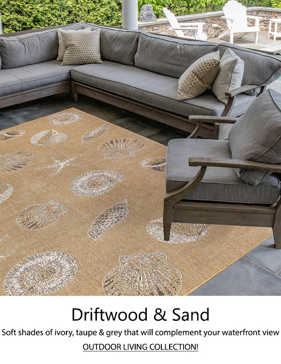 Driftwood and Sand Outdoor Collection