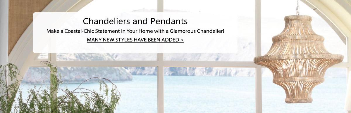 Glamorous Chandelier!