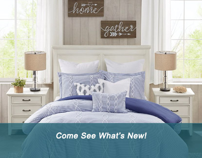 Come See What's New!