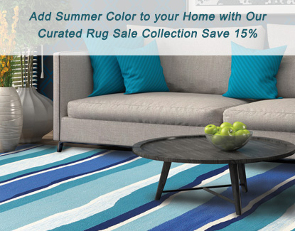 Curated Rug Sale Collection