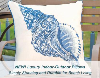 Luxury Indoor-Outdoor Pillows