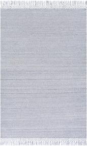 Azores Vapor Grey Braided Woven Rug