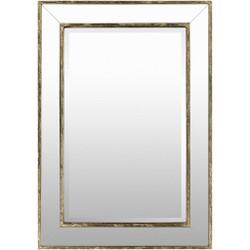 Pemberton Medium-Density Fiberboard Mirror