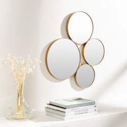 Sophie Gold Frame 25 X 1 inch Specialty Mirrors