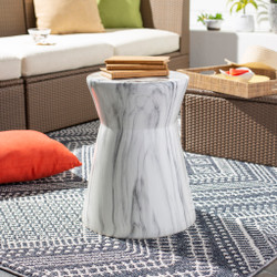 Abruzzo Ceramic Garden Stool