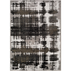 "94"" x 8"" x 8"" Amadeo Rectangular Polypropylene Rug"