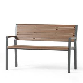 Outdoor Aluminum Bench