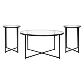 Greenwich Coffee and End Table Set